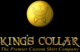 King's Collar - The Premier Custom Shirt Company